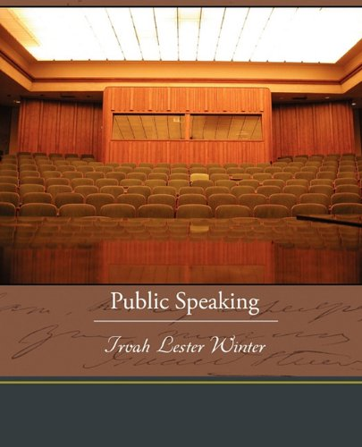 Public Speaking: Principles and Practice