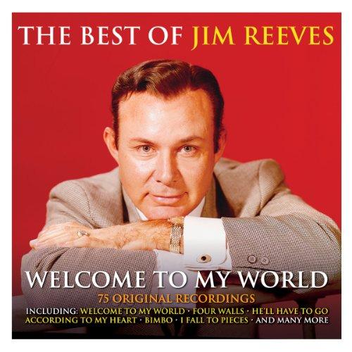 Jim Reeves - Welcome To My World (CD10) - Zortam Music