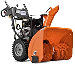 Husqvarna 1830HV 30-Inch 414cc SnowKing Gas Powered Two Stage Snow Thrower With Electric Start & Power Steering (Discontinued by Manufacturer)