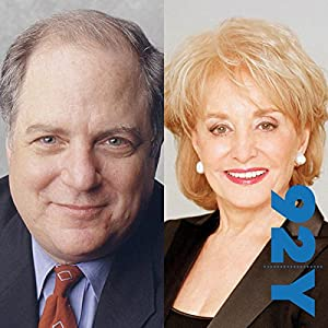 Frank Rich interviewed by Barbara Walters at the 92nd Street Y Speech