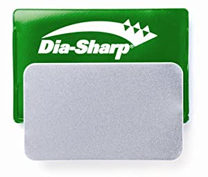DMT D3E 3-Inch Dia-Sharp Sharpener Credit Card Sized Extra-Fine at Sears.com