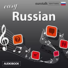 Rhythms Easy Russian Audiobook by EuroTalk Ltd Narrated by Jamie Stuart