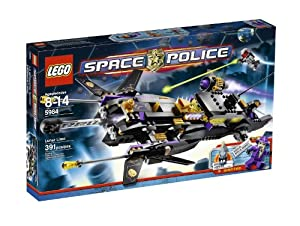 Lego Space Police 5984 Lunar Limo