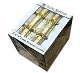 Tom Smith Luxury Gold Christmas Crackers Box 25 large 14