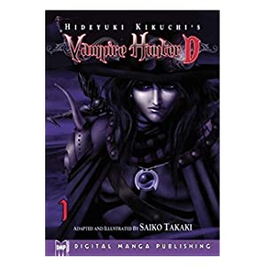 vampire hunter d vol  1
