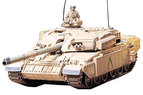 Tamiya-300035154-135-Britische-Kampfpanzer-Challenger-1-MkIII-2