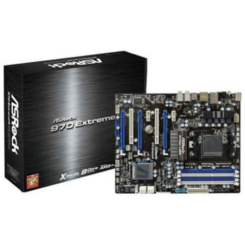 Asrock Socket AM3+ 970 Extreme4 5200MT/S Motherboard