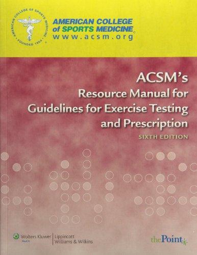 ACSM HFI/ES CERTIFICATION STUDY KIT