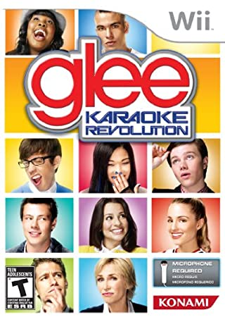 Karaoke Revolution Glee-Software Only