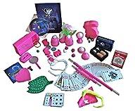 Lady Cadabra 200 Trick Pink Magician…
