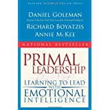 Primal Leadership: Learning to Lead With Emotional Intelligenceby Daniel Goleman