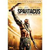 Spartacus: Gods Of The Arena - The Complete Collection [DVD] ~ John Hannah