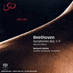Beethoven Complete Symphonies by Lso Live