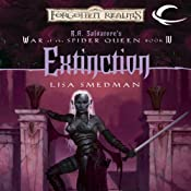 Extinction: Forgotten Realms: War of the Spider Queen, Book 4 | [Lisa Smedman]