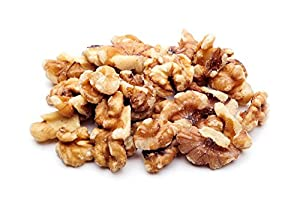 Raw Walnuts (1 Pound Bag) - By Superior Nut Company ®