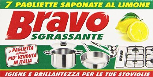 bravo-detergente-per-stoviglie-e-superfici-dure-sgrassante-al-limone-7-pagliette-saponate