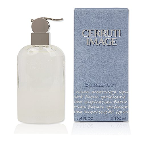 Cerruti IMAGE per Uomo/Man/Homme Eau De Toilette Spray 100 ml (3,4 Fl, OZ) EDT Cologne