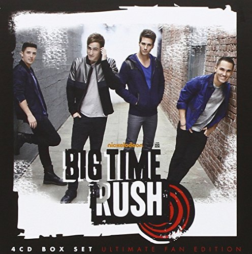 Big Time Rush 4cd Box Set - Ultimate Fan Edition [4 CD]