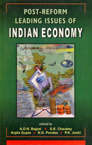 Post-reform Leading Issues of Indian Economy: v. 1