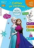 Cahier de vacances la Reine des Neiges - de la PS à la MS...