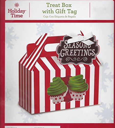 Treat Box w/ Gift Tag - 1