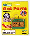 Uncle Milton's Fascinating Ant Farm Keychain