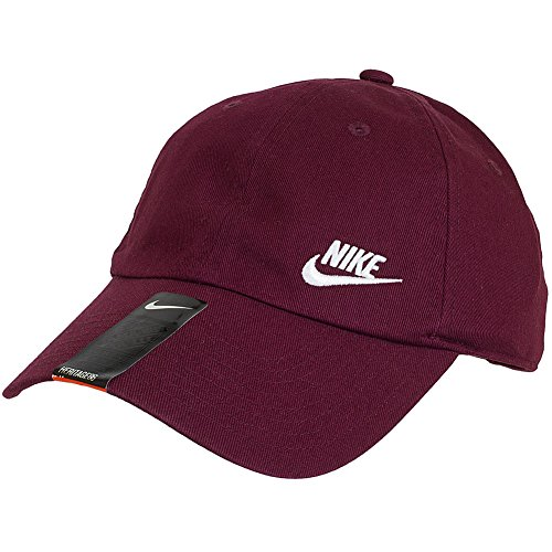 (click photo to check price). 1. Nike Women s Twill H86 Women s Maroon Baseball  Cap ... 2a1a72ded15