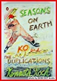 Season on Earth (Poets, Penguin) (0140585761) by Koch, Kenneth