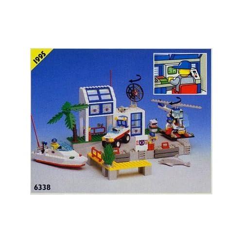 Amazon.com: LEGO Classic Town Hurricane Harbor 6338