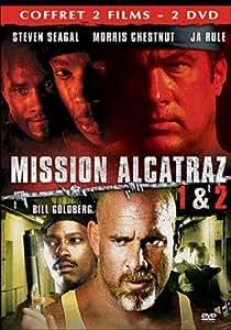 Mission Alcatraz 1 & 2 [Francia] [DVD]: Amazon.es: Steven