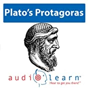 Protagoras by Plato AudioLearn Study Guide: Philosophy Study Guides Audiobook