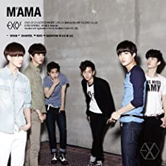 EXO-K 1st Mini Album - MAMA (�؍���)