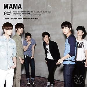 EXO-K 1st Mini Album - MAMA (韓国盤)をAmazonでチェックする!