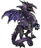 Purple Dragon Protector 15 cm ornament figurine by Nemesis Now AL50263 by Nemesis Now