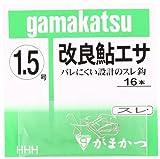がまかつ(Gamakatsu) バラ 改良鮎エサ(白) 1.5