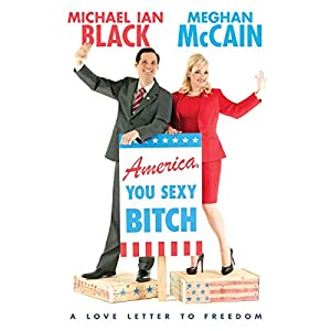 America, You Sexy Bitch Audiobook