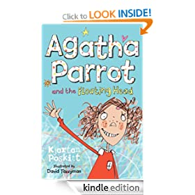 Agatha Parrot and the Floating Head: Agatha Parrot Series, Book 1
