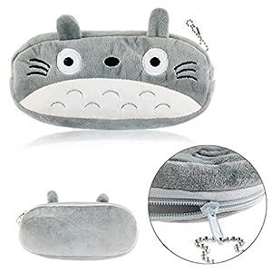 My neighbor Totoro plush pencil case bag #B