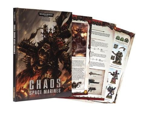 Chaos Space Marine Codex (Chaos Space compare prices)