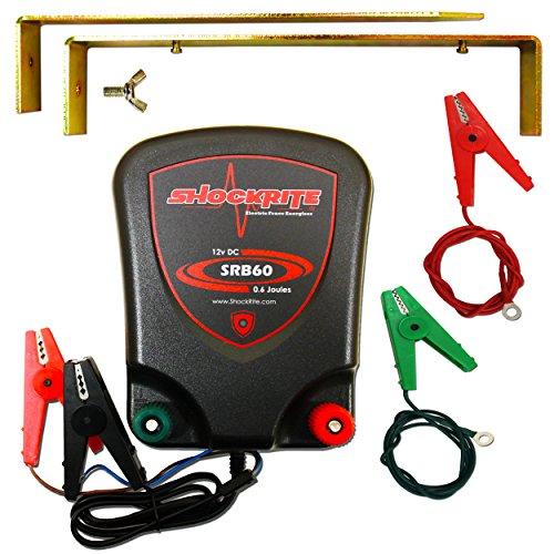 electric-fence-energizer-energiser-shockrite-srb06-12-volt-earth-stake-cables