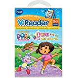 VTech V.Reader Nickelodeon Dora the Explorer Cart