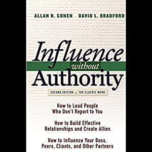 Influence Without Authority Audiobook