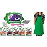 Girl Scout Cookie Oven Set With 5 Refill Packs & Exclusive Green Apron