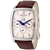 Armand Nicolet Men's 9638A-AG-P968MR3 TM7 Classic Automatic Stainless-Steel Watch from Armand Nicolet