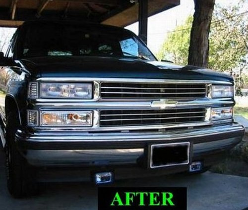 oem 1996 chevy silverado grille autos weblog. Black Bedroom Furniture Sets. Home Design Ideas