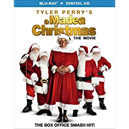 TYLER PERRY'S A MADEA CHRISTMAS - BLURAY + DIGITAL ULTRAVIOLET [Blu-ray]