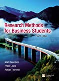 img - for Research Methods for Business Students: AND Researching and Writing a Dissertation, a Guidebook for Business Students book / textbook / text book