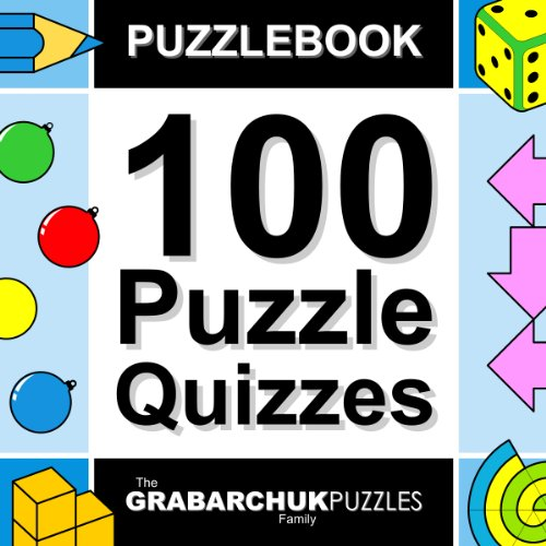 Free Kindle Book : 100 Puzzle Quizzes (Interactive Puzzlebook for E-readers)