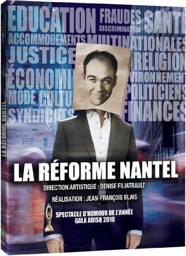 La réforme Nantel en DVD