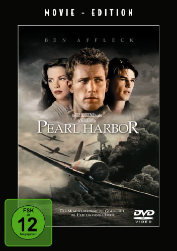 Pearl Harbor (Movie-Edition, Einzel-DVD)